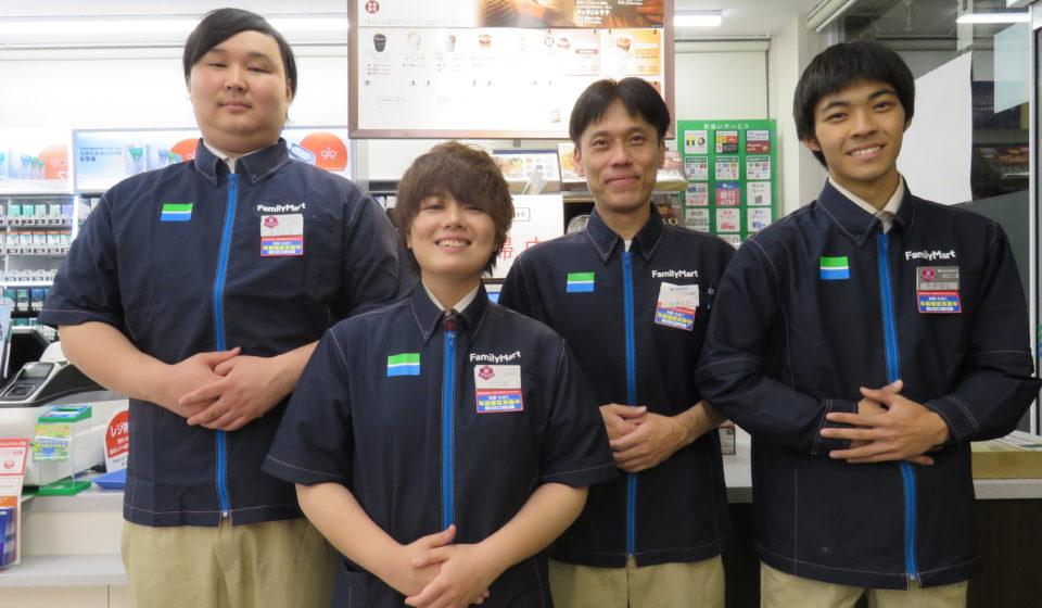 FM泉尾七丁目店スタッフ