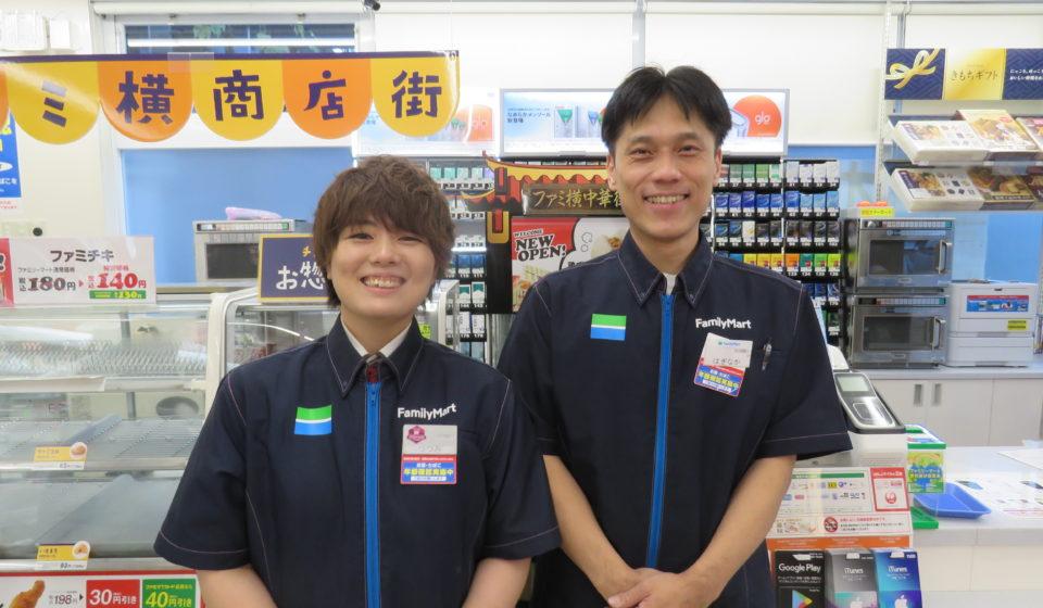 FM阿倍野王子町店スタッフ